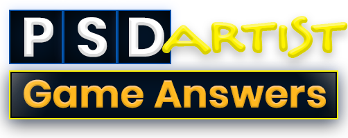 PsdArtist Game Answers, Solutions and Walkthroughs