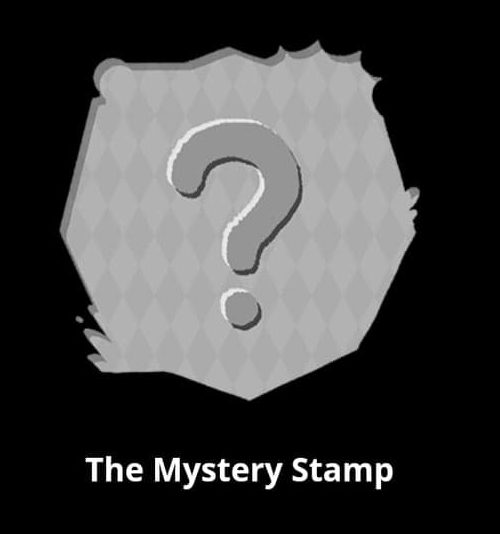 Aliexpress Mistery Stamp