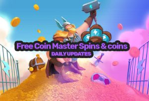 free coin master spins
